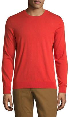 Burberry Cashmere-Blend Sweater