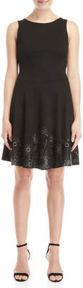 Desigual Black Say Yes Dress
