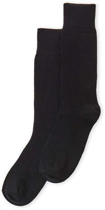 Lorenzo Uomo Cashmere Blend Crew Socks