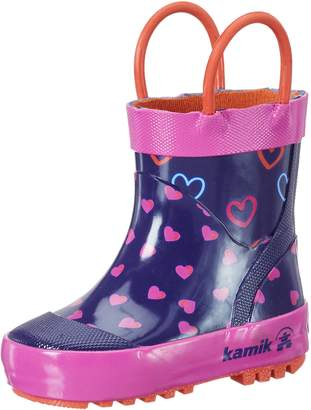 Kamik Kids' Cherish Rain Boots