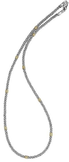 Lagos Women's Caviar Rope Necklace