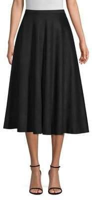 Max Mara Stecca Full Circle Midi Skirt
