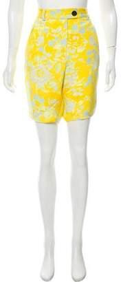 Creatures of Comfort Jill Printed Shorts