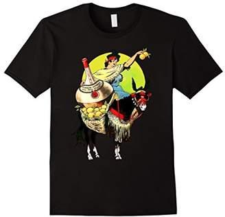 Curacao Cusenier Donkey Advert T-Shirt