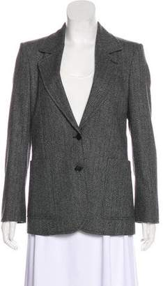 Gucci Wool Textured Blazer