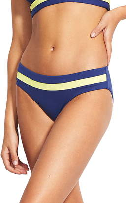 Seafolly In the Loop Banded Hipster Bikini Bottoms