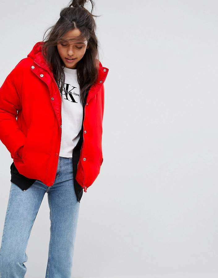 Calvin Klein Jeans Down Filled Padded Jacket