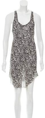 Isabel Marant Printed Sleeveless Dress