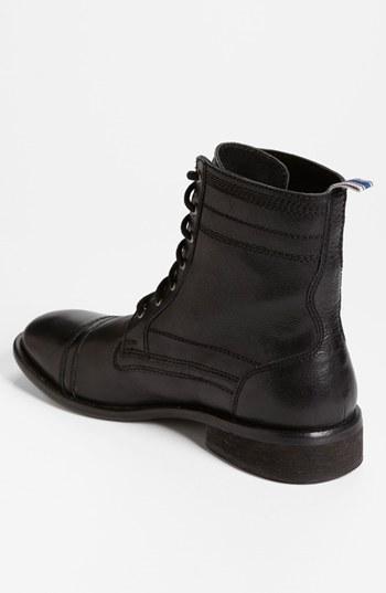 Diesel 'The Mil Lumus' Cap Toe Boot