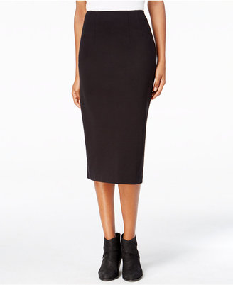 Eileen Fisher Knit Pencil Skirt, Regular & Petite $198 thestylecure.com