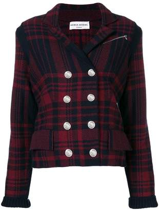 Sonia Rykiel double breasted jacket