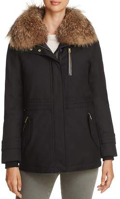 Mackage Rani Fur-Lined Down Coat
