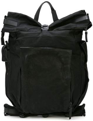 Army Of Me zip pocket backpack