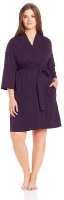 Jockey Women's Plus-Size Robe