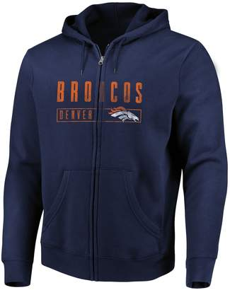 Big & Tall Denver Broncos Fleece Hoodie
