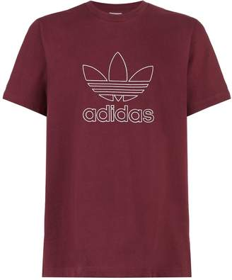 adidas Outline Logo T-Shirt