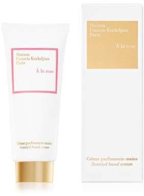 Francis Kurkdjian A la rose Scented hand cream/2.36 oz.