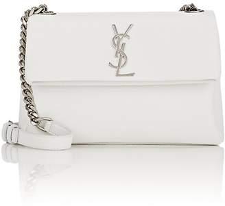 Saint Laurent Women's Monogram West Hollywood Leather Shoulder Bag