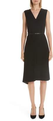 Max Mara Robin Ruffle Dress