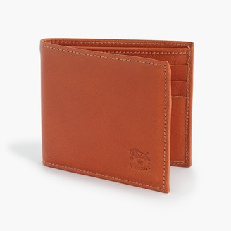 IL Bisonte® leather card wallet $145 thestylecure.com