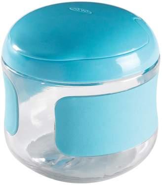 OXO BabyCentre Mini 6153300T1DE Récipient à couvercle pour collation Bleu