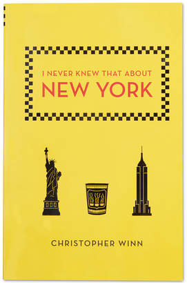 Original Penguin I Never Knew That About New York Book