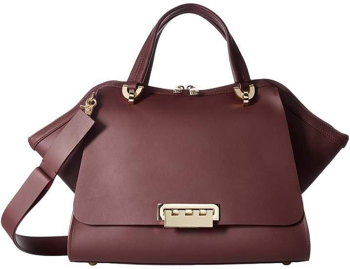 ZAC Zac Posen - Eartha Iconic Jumbo Double Handle Top-handle Handbags