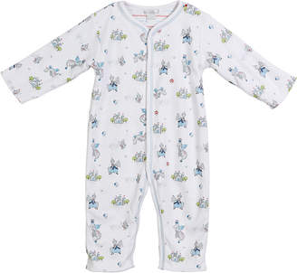 Kissy Kissy King of the Castle Reversible Coverall, Size 3-24 Months