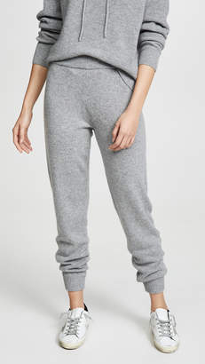 Theory Whipstitch Cashmere Pants