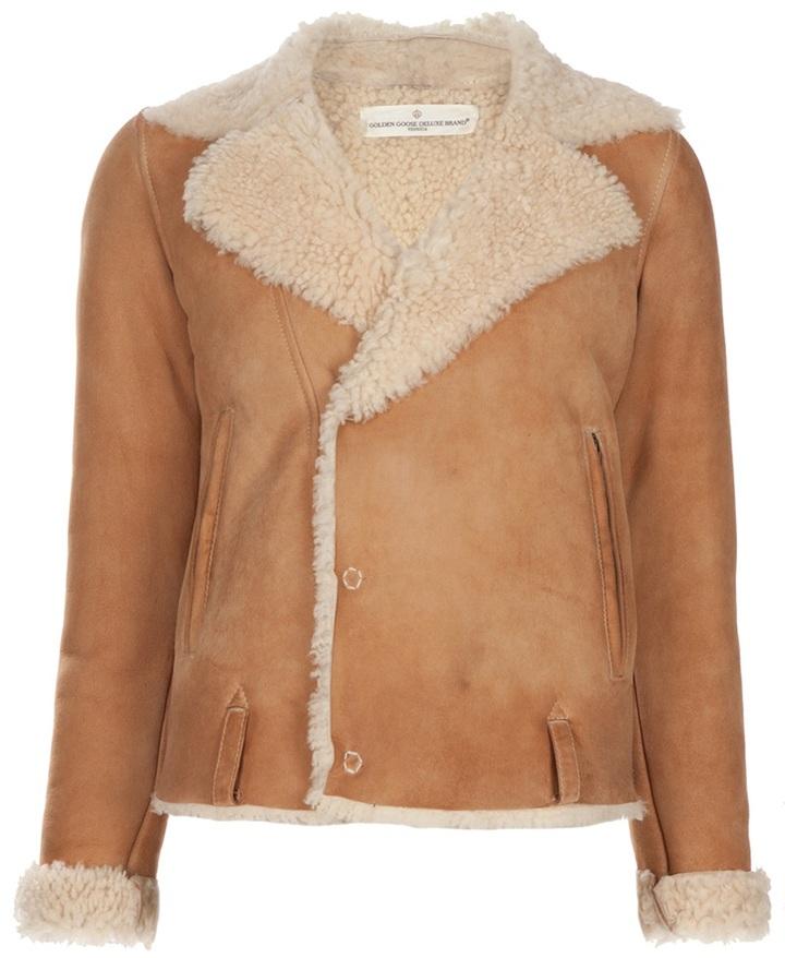 Golden Goose Shearling jacket