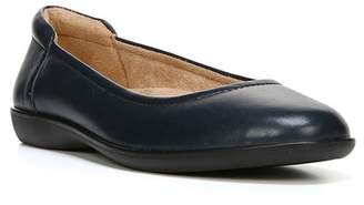 952b65fe21d Naturalizer Flexy Leather Flat - Wide Width Available