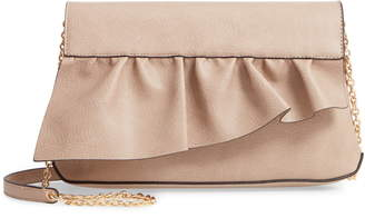 Sole Society Arwen Faux Leather Clutch