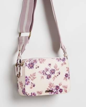 Cath Kidston Webbing Lozenge Cross-Body Bag