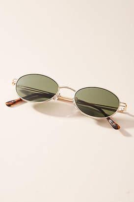 Anthropologie Ellie Round Sunglasses