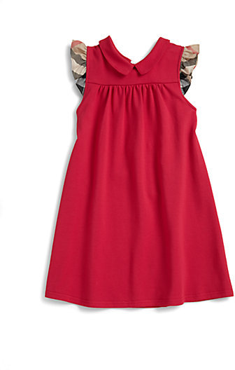 Burberry Toddler's Pique Knit Dress