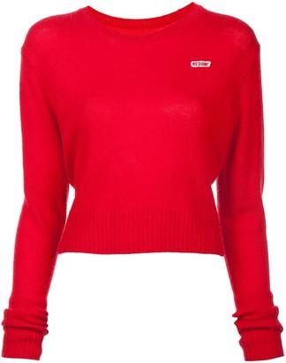RE/DONE 50's Crewneck jumper