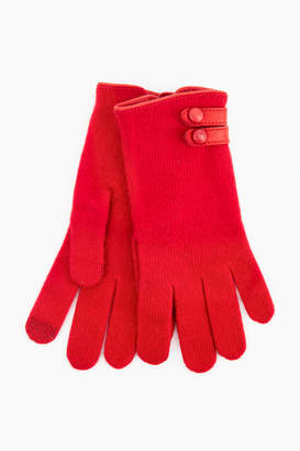 Santacana Wool and Cashmere Tech Gloves