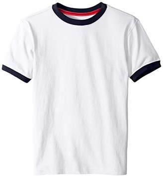 Scout + Ro Big Boys' Short-Sleeve T-Shirt with Contrast Trim