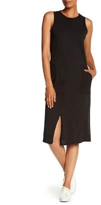 Bobeau Sleeveless Solid Dress