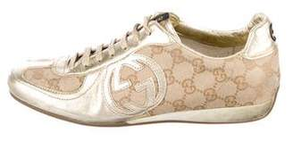 Gucci Guccissima Low-Top Sneakers