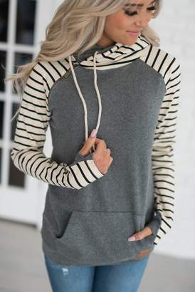 Ampersand Avenue DoubleHood Sweatshirt - In The Hamptons