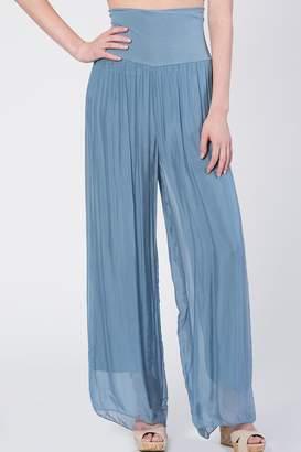 Catwalk Flowy Pleated Pants