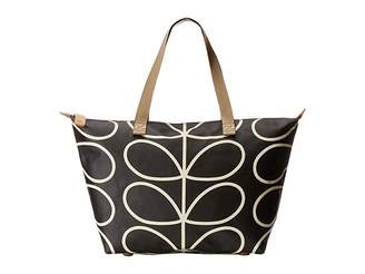 Orla Kiely Zip Shopper