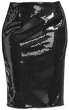 Marina Rinaldi Marina Rinaldi, Plus Size Marina Rinaldi, Plus Size Women's Sequin Pencil Skirt