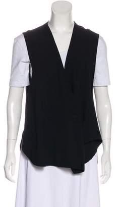 Alexander Wang Asymmetrical Sleeveless Vest