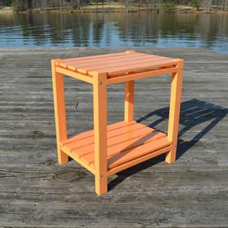 Adirondack Bay Isle Home Wedelia Side Table