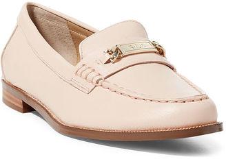 Ralph Lauren Bedelia Calfskin Loafer $98 thestylecure.com