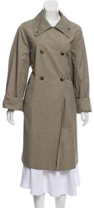 Max Mara Knee-Length Trench Coat