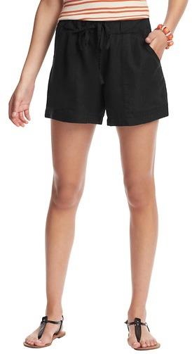 LOFT Drapey Woven Shorts