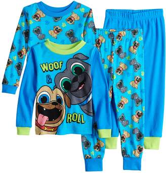 Disney Disney's Puppy Dog Pals Roly & Bingo Top & Bottoms Pajama Set